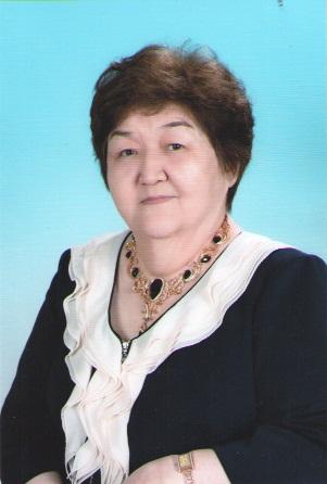 Данилова Прасковья Петровна