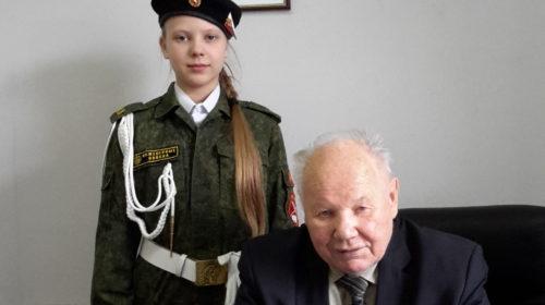 Председатель Российского общественного благотворительного фонда ветеранов войны, труда и Вооружённых сил А. Е. Соколов: о преемственности поколений.