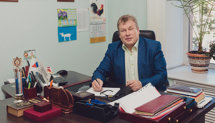 Русских Николай Афанасьевич