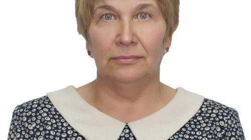 Глудик Ольга Ивановна
