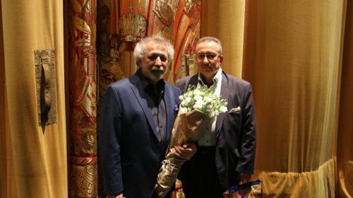 Российская национальная премия «Овация» в области музыкального искусства чествует выдающихся деятелей искусства и культуры России.