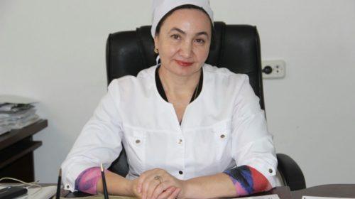 Чегарбиева Хава Умаровна