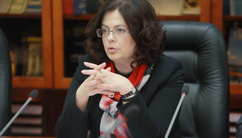 Елена Дыбова: Главная задача ТПП РФ – поддержать предпринимателя