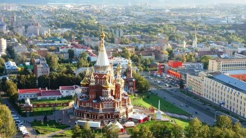Ижевск: город знаменитых брендов
