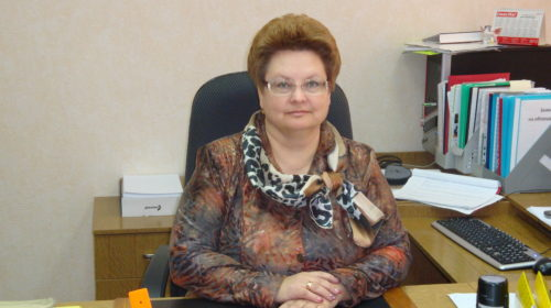 Жигульская Ирина Викторовна