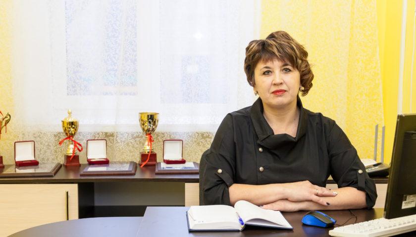 Худайбердина Сажида Раисовна