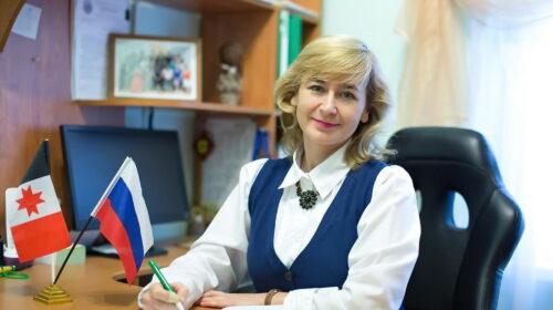Белоусова Ирина Арсентьевна