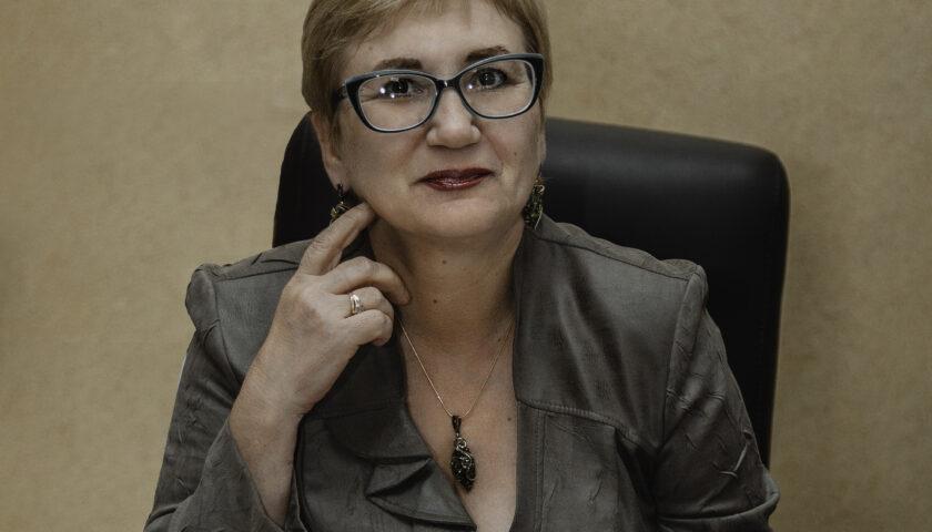 Маслова Любовь Вячеславовна