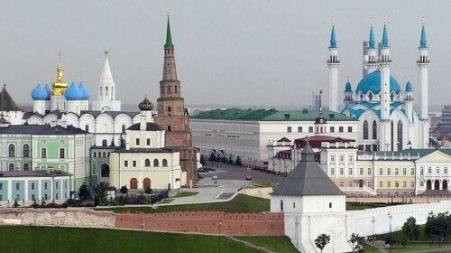 Казань – третья столица России