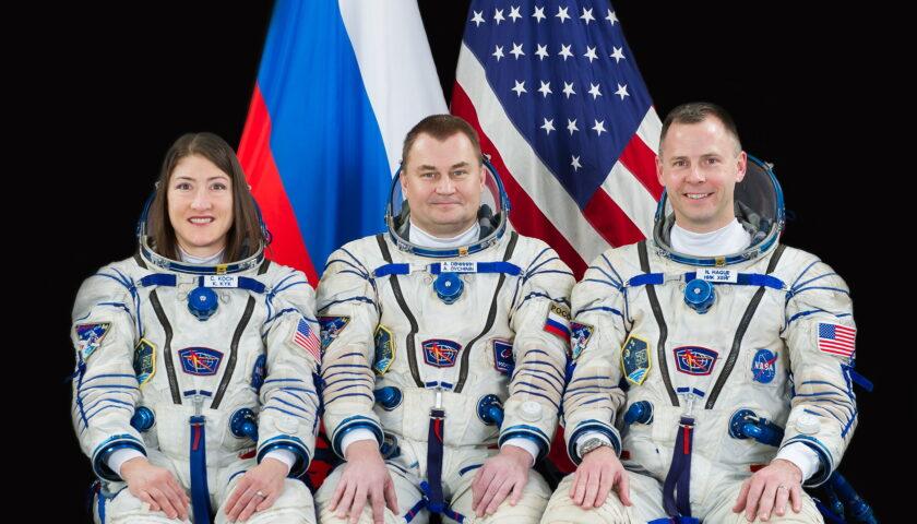 Юрий Гагарин всех нас позвал в космос