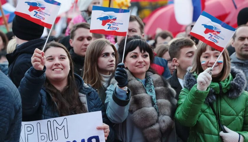 Энергия Крымской весны